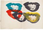 Andy Warhol, via Christie's