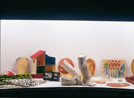 Claes Oldenburg, Mouse Museum  (detail) (1977), via Guggenheim Bilbao