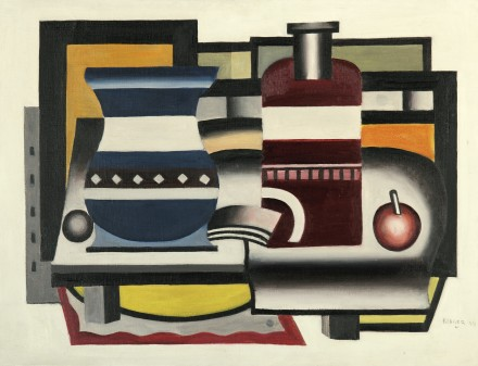 Fernand Leger, Nature Morte, via Sotheby's