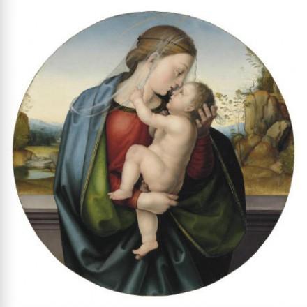 Fra Bartolommeo, The Madonna and Child, via Christie's