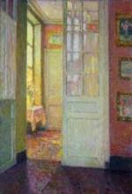 Henri Le Sidaner, Interior