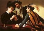 Caravaggio, The Cardsharps (1594)