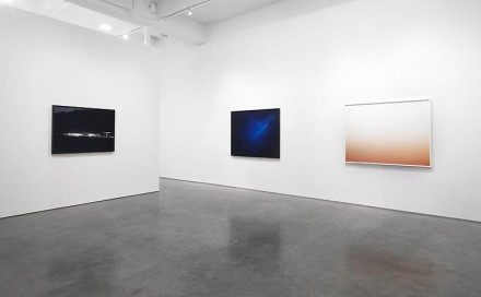Trevor Paglen at Metro Pictures (Installation View), via Metro Pictures