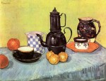 Vincent Van Gogh, Still Life: Coffee Pot, via Bloomberg