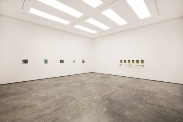White Cube, Elad Lassry, Installation view