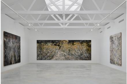 Anselm Kiefer, Die Ungeborenen (Installation View) via Galerie Thaddaeus Ropac
