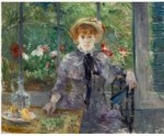 Berthe Morisot, Après le Dejeuner, via Forbes