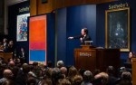 An Auction at Sotheby's, via The Art Newspaper