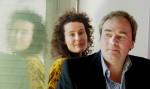 Biennale Online Founders Nathalie Haveman David Dehaeck