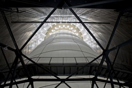 Christo, Big Air Package (2013) via Artist's Site