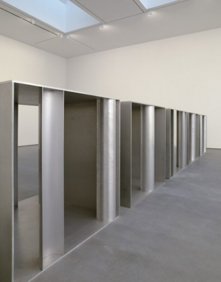 Donald Judd, untitled (1991), via David Zwirner