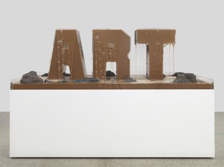 Doug Aitken, Fountain (earth fountain) (2012), Courtesy of 303 Gallery
