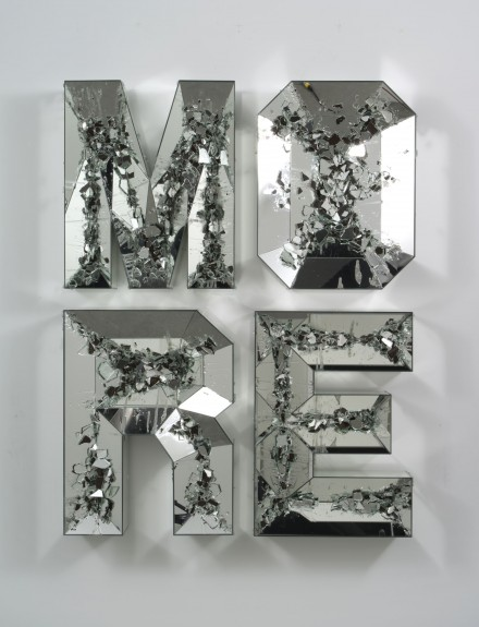 Doug Aitken, MORE (Shattered Pour) (2013), Courtesy of 303 Gallery