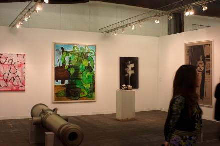 Eva Presenhuber Gallery (Installation View)