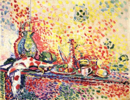 Henri Matisse, Still Life with Purro II (1904–5), via The Metropolitan Museum of Art