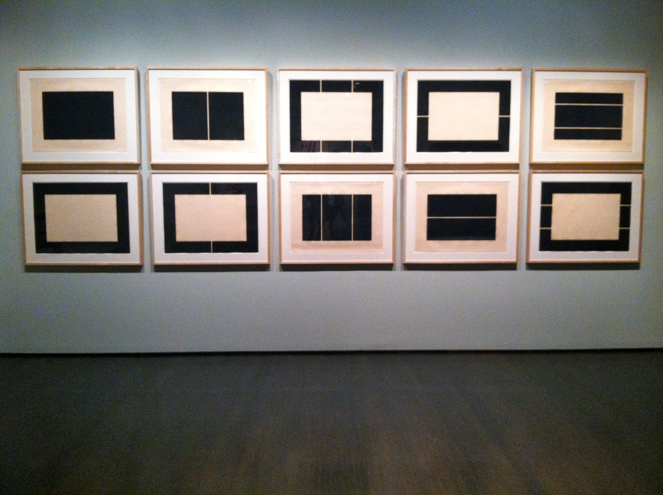 187 los angeles � donald judd at lacma through august 4th