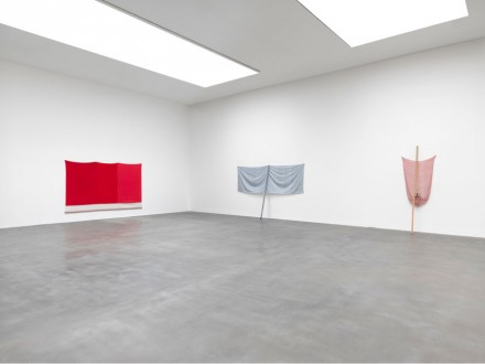 "Robert Rauschenberg, ""Jammers"" (Installation view), courtesy Gagosian Gallery"