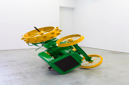 James Angus, John Deere Model D (2013), via Gavin Brown's Enterprise