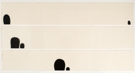 James Lee Byars Untitled (1959), Michael Werner Gallery