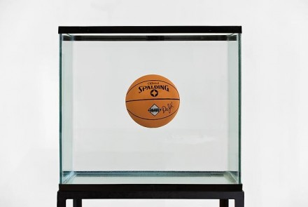 Jeff Koons-One Ball Total Equilibrium, 1985-1980s Revisited-Skarstedt Gallery