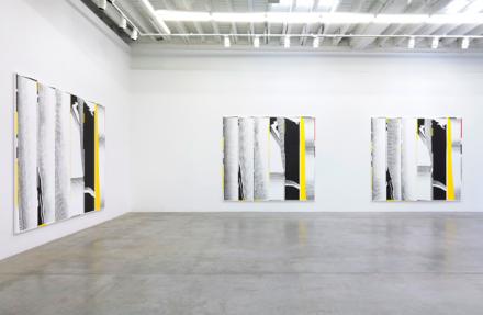Jonathan Horowitz, Group Self-portraits In 'mirror #1 (six Panels) (2013), via Gavin Brown's Enterprise