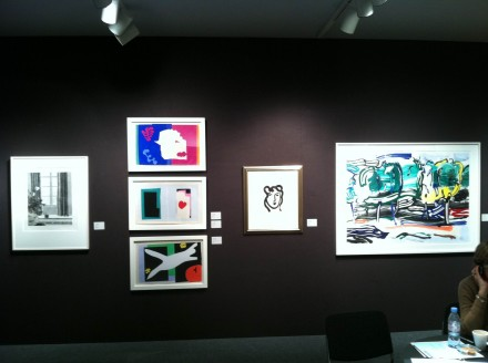 Matisse (Installation View) at Pace Prints