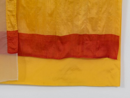Robert Rauschenberg, Mirage (Jammer) (detail) (1975), Courtesy Gagosian Gallery