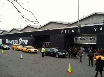 The View from Outside The 2013 Armory Show