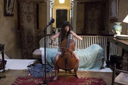 Ragnar Kjartansson, The Visitors (2012) via Luhring Augustine, New York