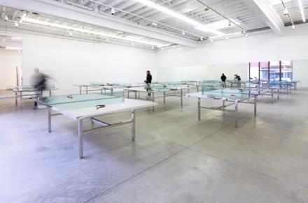 Rikrit Tiravanija, Untitled (2013), via Gavin Brown's Enterprise