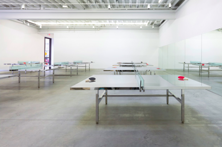 Rikrit Tiravanija, Untitled (2013), via Gavin Brown's Enterprise
