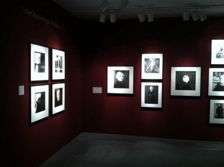 Robert Mapplethorpe's Portrait Photos at Sean Kelly
