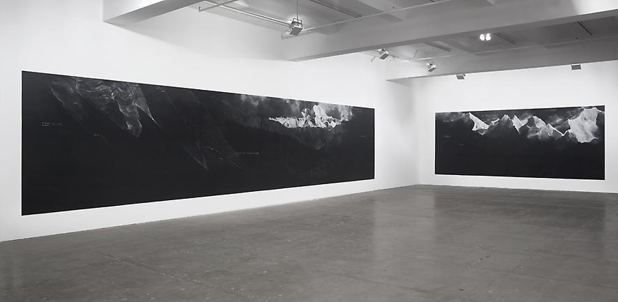 Elegant Tacita Dean Fatigues Installation view via Marian Goodman Gallery
