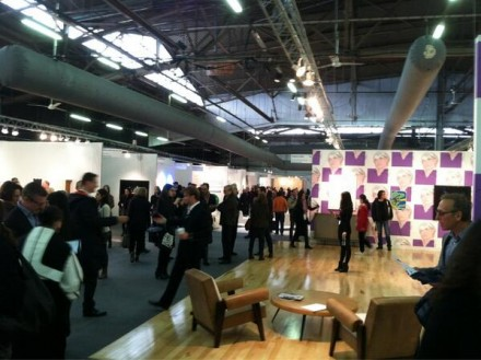The Armory Show 2013 (Installation View)