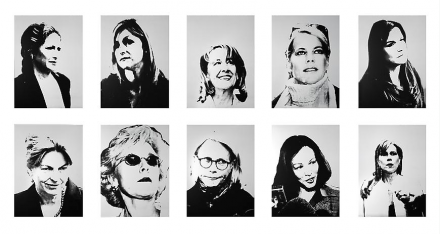 The Bruce High Quality Foundation, The Wives (2012), Courtesy the artists and Vito Schnabel