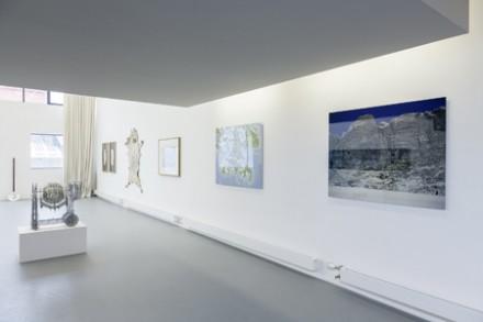 Wim Delvoye, Oeuvres Choisies (1988-2011) (Installation View), via Galerie Guy Bartschi