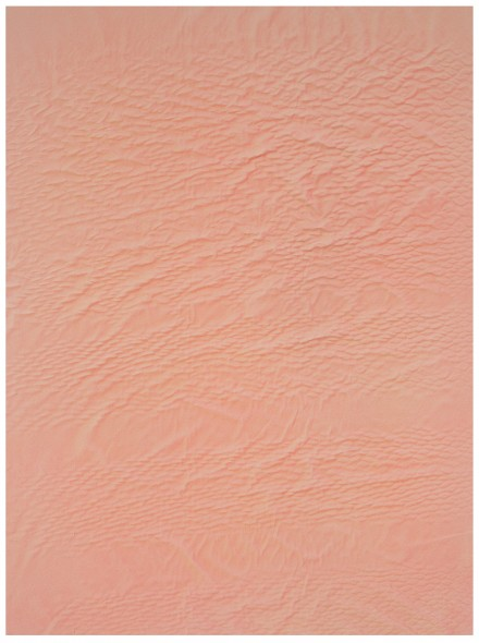 Tauba Auerbach, Untitled Fold XIII (2010), Courtesy the artists and Vito Schnabel