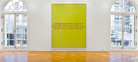 1980's Revisited (Installation View), via Skarstedt Gallery