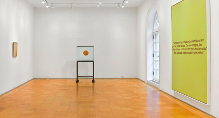 1980's Revisited (Installation View), via Skarstedt Gallery