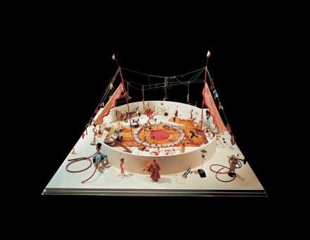 Alexander Calder, Calder's Circus (1926–31), via The Whitney Museum