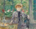 Berthe Morisot, After Lunch, via New York Times