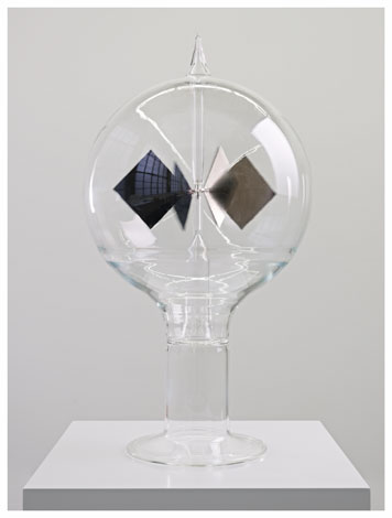 Darren Almond, Johns Radiometer (2012), via Matthew Marks Gallery