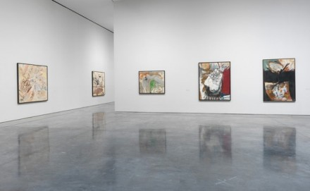 Helen Frankenthaler, Painted on 21st Street (Installation View)
