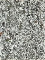 Jackson Pollock, No.19, 1948