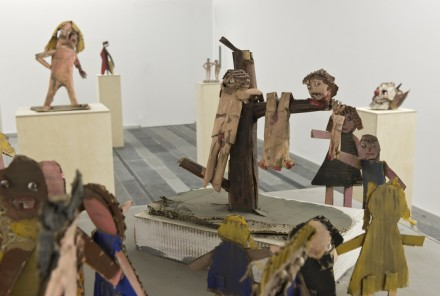 Jake and Dino Chapman, Shitrospective (2009), Courtesy of the artists and White Cube via Pinchuk Art Centre