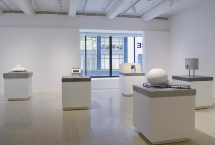 James Turrell, Roden Crater and Autonomous Structures (Installation View), via PACE Gallery