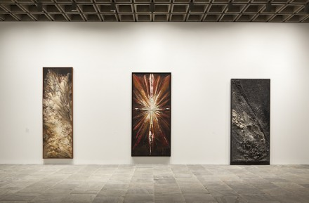 Jay DeFeo,  (Installation view), via The Whitney