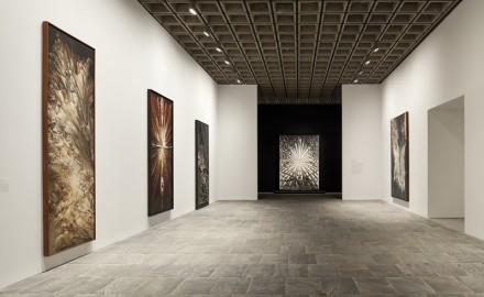 Jay DeFeo, (Installation view), via The Whitney
