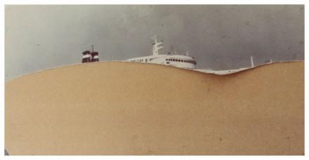 Luigi Ghirri, Bastia (1976), via Matthew Marks Gallery