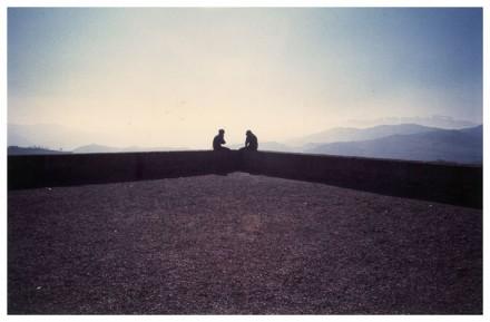 Luigi Ghirri, Urbino (1975), via Matthew Marks Gallery